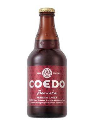 コエドビール COEDO紅赤-Beniaka-