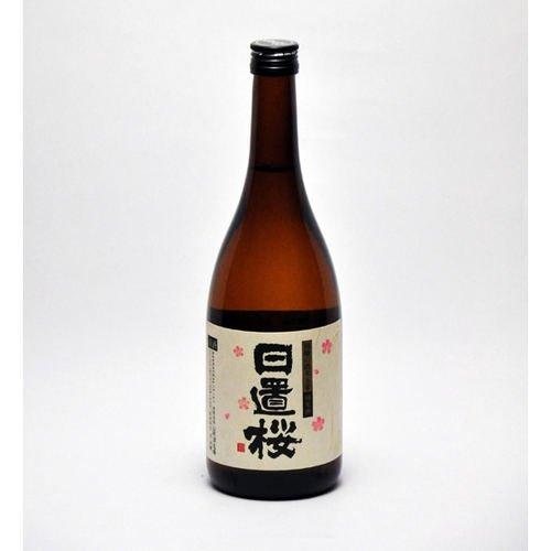 日置桜 純米酒 720ml 鳥取県 山根酒造