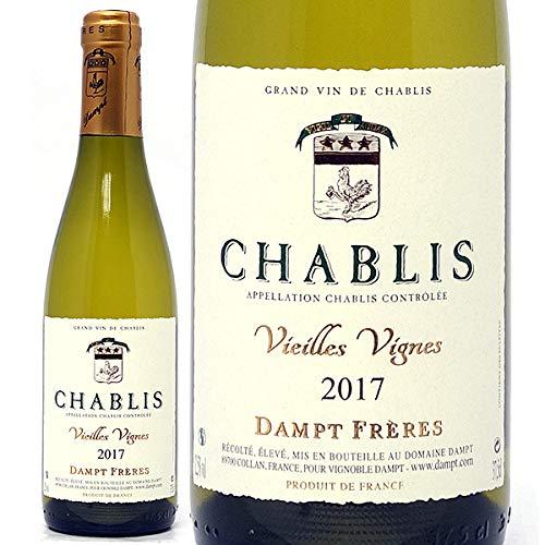 【3位】白ワイン『シャブリ ダンプ・フレール』