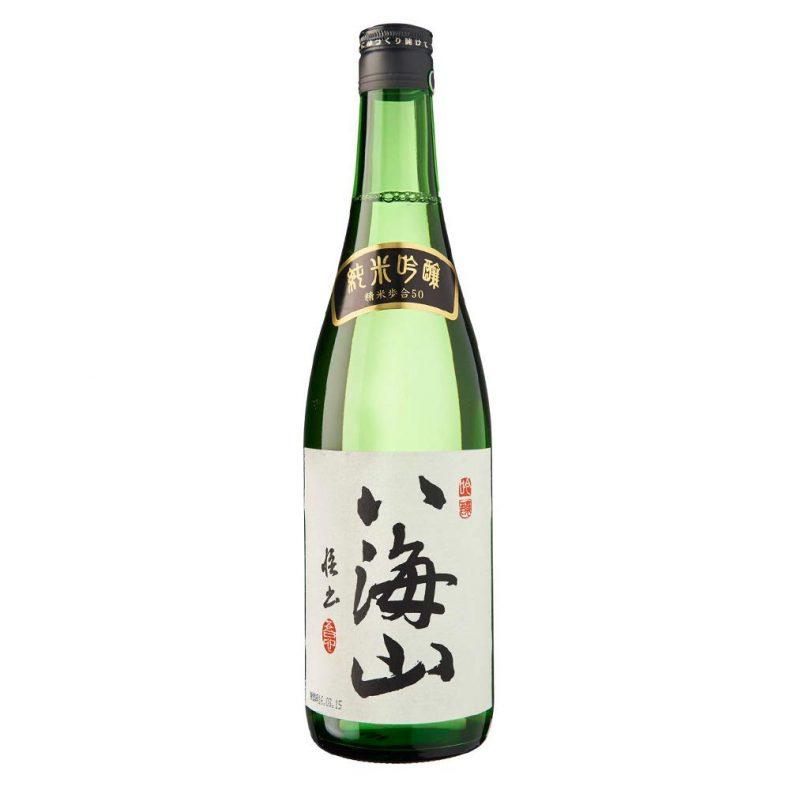 八海山 純米吟醸(新潟) 720ML
