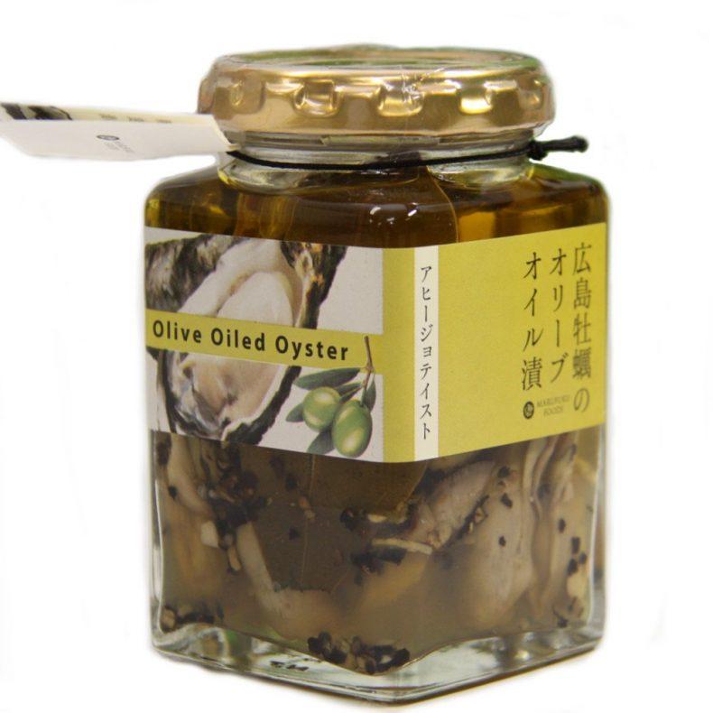 【広島牡蠣のオリーブオイル漬け】 アヒージョテイスト