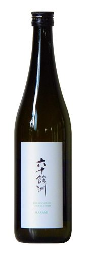 【2位】日本酒『六十餘洲』