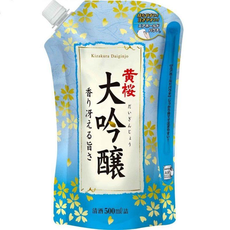 黄桜 大吟醸 パウチ