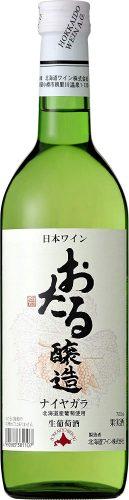 北海道ワイン おたるナイヤガラ [ 白ワイン 日本 720ml ]