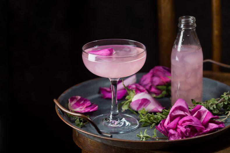 花のお酒の作り方♪健康美女に学ぶ見ても呑んでもおいしい美しいリキュールを作ろう♪