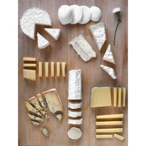 季節のチーズ盛り合わせ500g