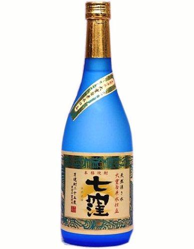 七窪芋焼酎 720ml 25度 東酒造
