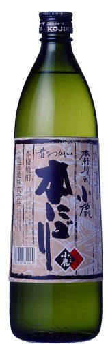 芋焼酎 本にごり 小鹿酒造 九州 鹿児島 900ml