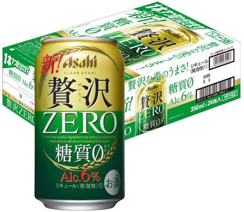 アサヒ クリアアサヒ 贅沢ゼロ 糖質0