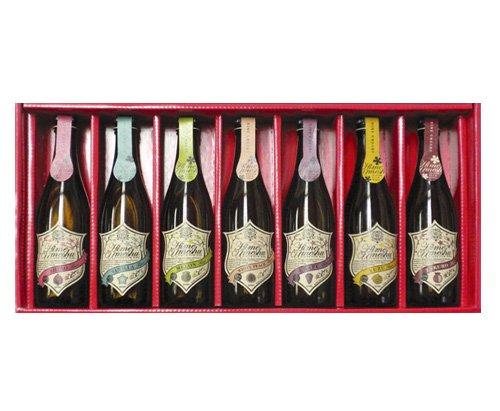 CONCENT 【姫梅酒】7フレーバーセット