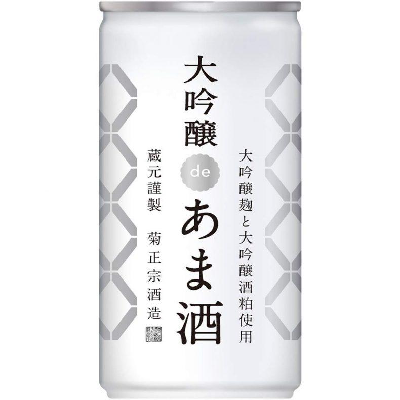 菊正宗 大吟醸deあま酒 190g×30本