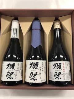 【01】獺祭 飲み比べセット