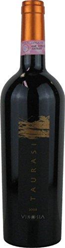 ヴィノジア タウラージ イタリアワイン(赤ワイン) 750ml VINOSIA TAURASI