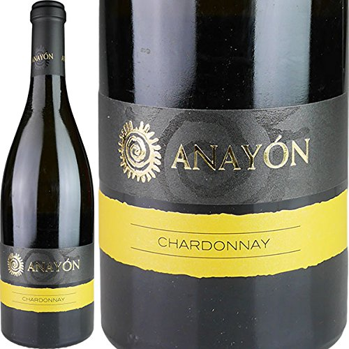 Grandes Vinos y Vinedos Anayon Chardonnay [現行VT] / グランデス・ビノス・イ・ビニェドス アナヨン シャルドネ [ES][白]