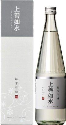 【第3位】白瀧酒造 上善如水 純米吟醸