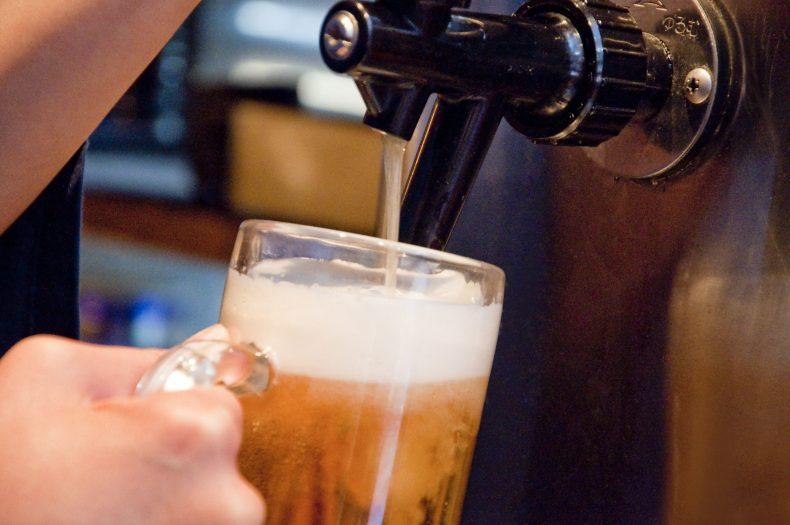 ビールがもっとおいしくなるビールサーバー