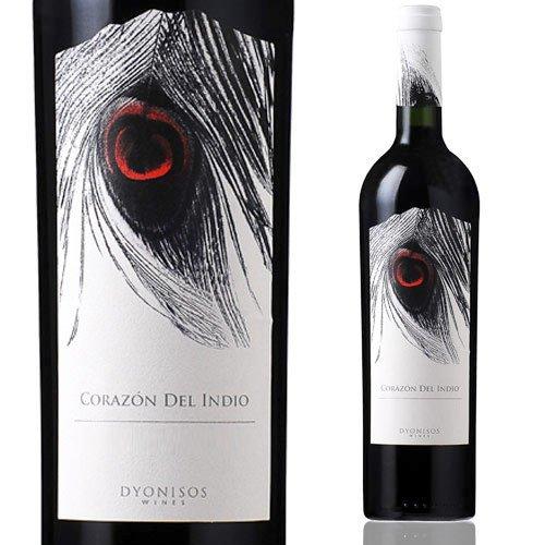 コラゾン・デル・インディオ ヴィニャ・マーティ 2014年 チリ セントラル・ヴァレー 赤ワイン フルボディ 750ml
