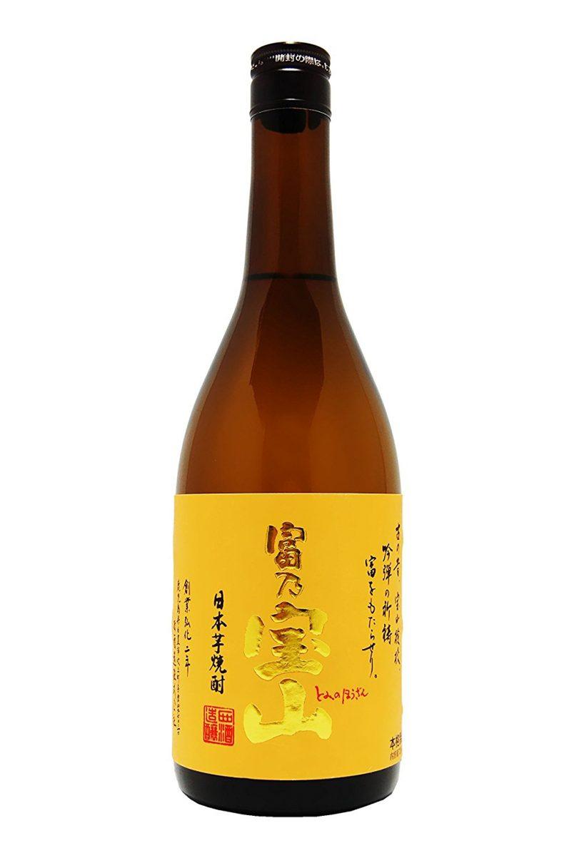 【4】富乃宝山(芋焼酎)