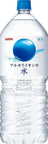 キリン アルカリイオンの水