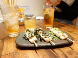 【横浜】野毛一番街の五tuboでレアささみ♪串焼きと梅酒が最高においしい呑んべぇスポット!