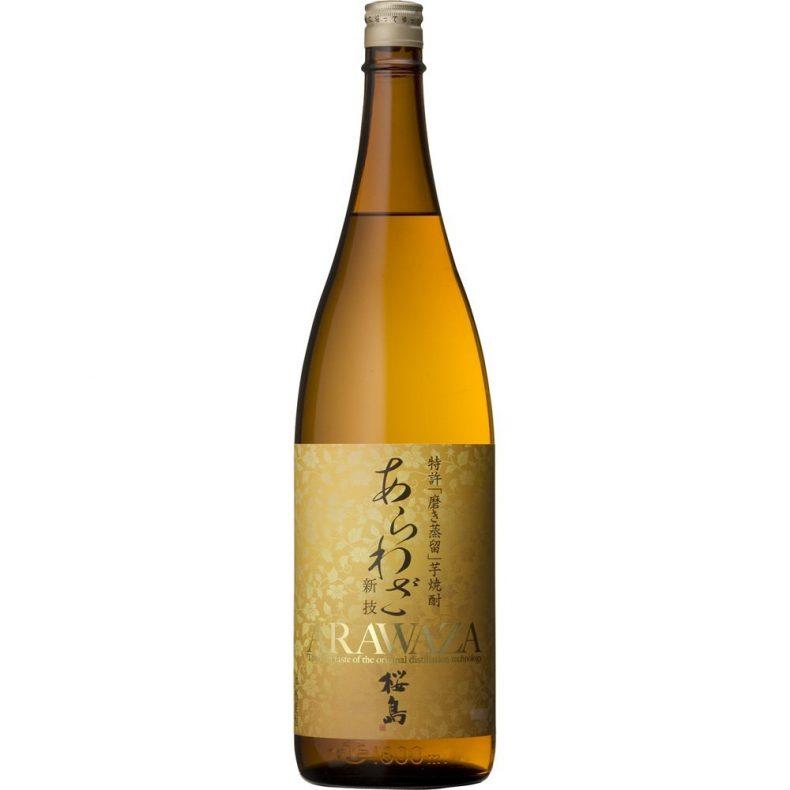 【10】あらわざ桜島(芋焼酎)