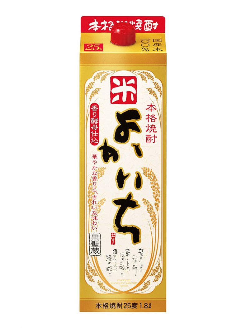 【6】よかいち(米焼酎)