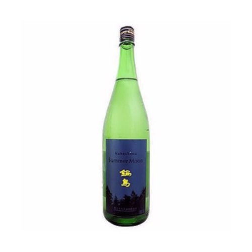 【4】鍋島 吟醸 サマームーン 1800ml