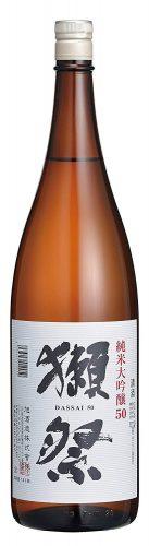 【大吟醸】獺祭(だっさい) 純米大吟醸50