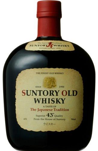 【5位】サントリー ウイスキー オールド 700ml
