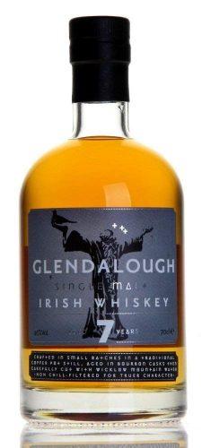 【11位】グレンダロウ(Glendalough) 7年 アイリッシュウイスキー
