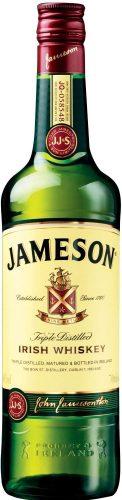 【36位】ジェムソン 700ml アイリッシュウイスキー アイルランド