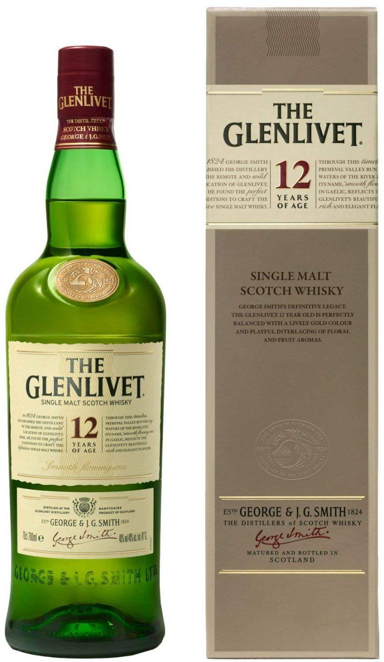 【21位】ザ・グレンリベット 12年 700ml シングルモルトスコッチウイスキー スコットランド