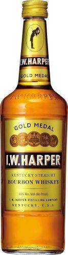 【16位】I.W.ハーパー ゴールドメダル 40度 700ml