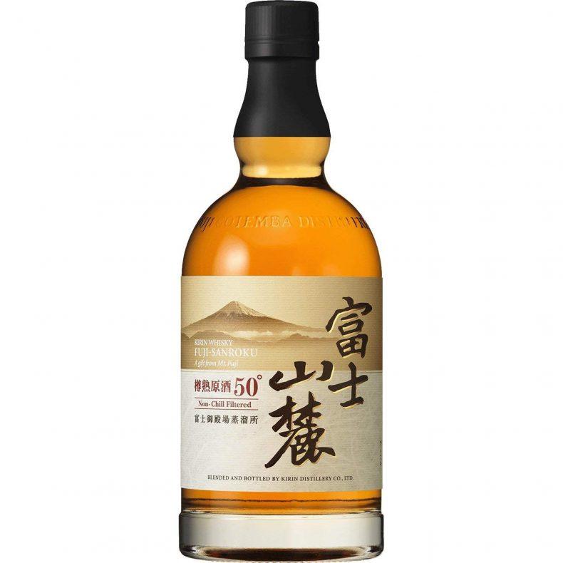 【7位】キリン ウイスキー 富士山麓 樽熟原酒50度 700ml