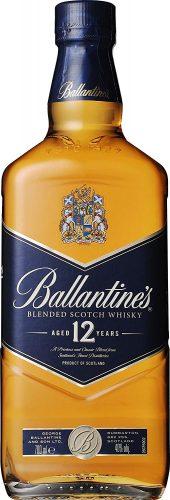 【39位】サントリー ブレンデッドスコッチウイスキー バランタイン 12年 700ml