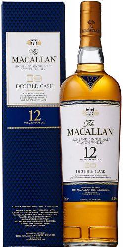 【34位】シングルモルト ウイスキー ザ・マッカラン ダブルカスク 12年