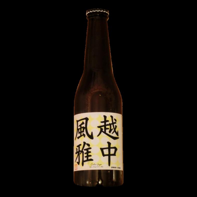 越中風雅 (えっちゅう ふうが)
