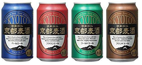 老舗の手掛ける京都クラフトビール【黄桜 京都麦酒】