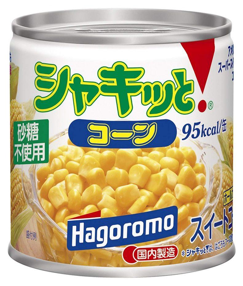 缶詰コーンバター