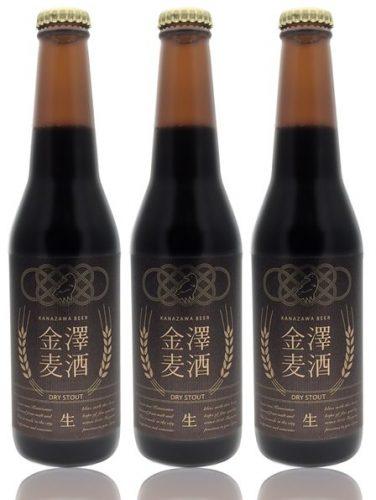 金澤麦酒 ドライスタウト
