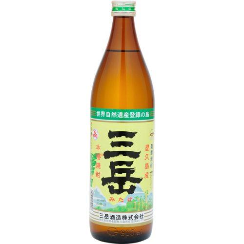 三岳  芋焼酎 25度 900ml