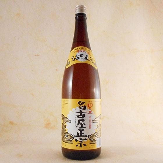 名古屋正宗 特別本醸造 1.8L