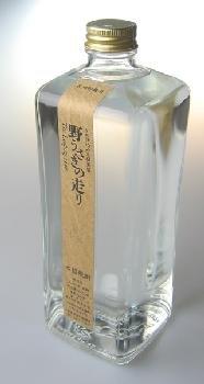 【黒木本店】かめ仕込み木桶蒸留 野うさぎの走り 37度 600ml 米焼酎