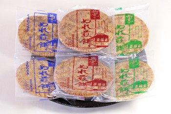千葉銚子電鉄 ぬれ煎餅 詰め合わせセット