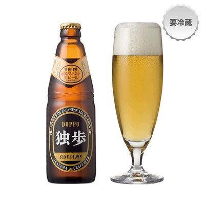 宮下酒造 岡山 独歩ビール ピルスナー 瓶