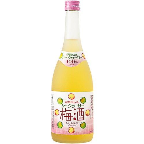 ヘリオス酒造 シークヮーサー梅酒 [ 720ml ]
