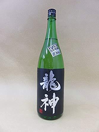 龍神 吟醸 隠し酒 生詰 1800ml【龍神酒造】