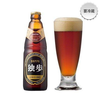 出典:Amazon  宮下酒造 岡山 独歩ビール デュンケル 瓶