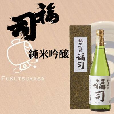 日本酒 清酒 福司酒造 純米吟醸 720ml