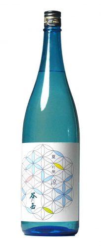永井酒造 谷川岳 夏吟醸 涼 1800ml ロックが旨い吟醸酒 夏の 限定品 日本酒 お酒